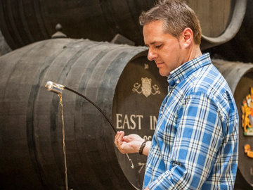 sc 1 st  Wine Business & Lustau Announces the Appointment of Sergio Martínez as Cellar Master