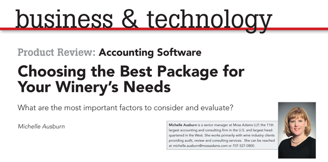 Product Review: Accounting Software -- Choosing the Best