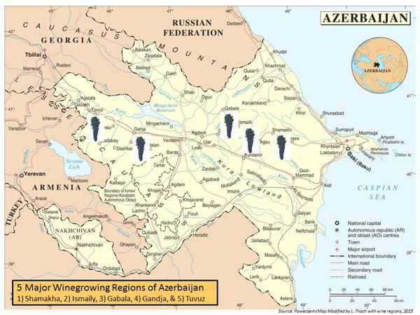 Is Azerbaijan the 2nd Oldest Wine Region