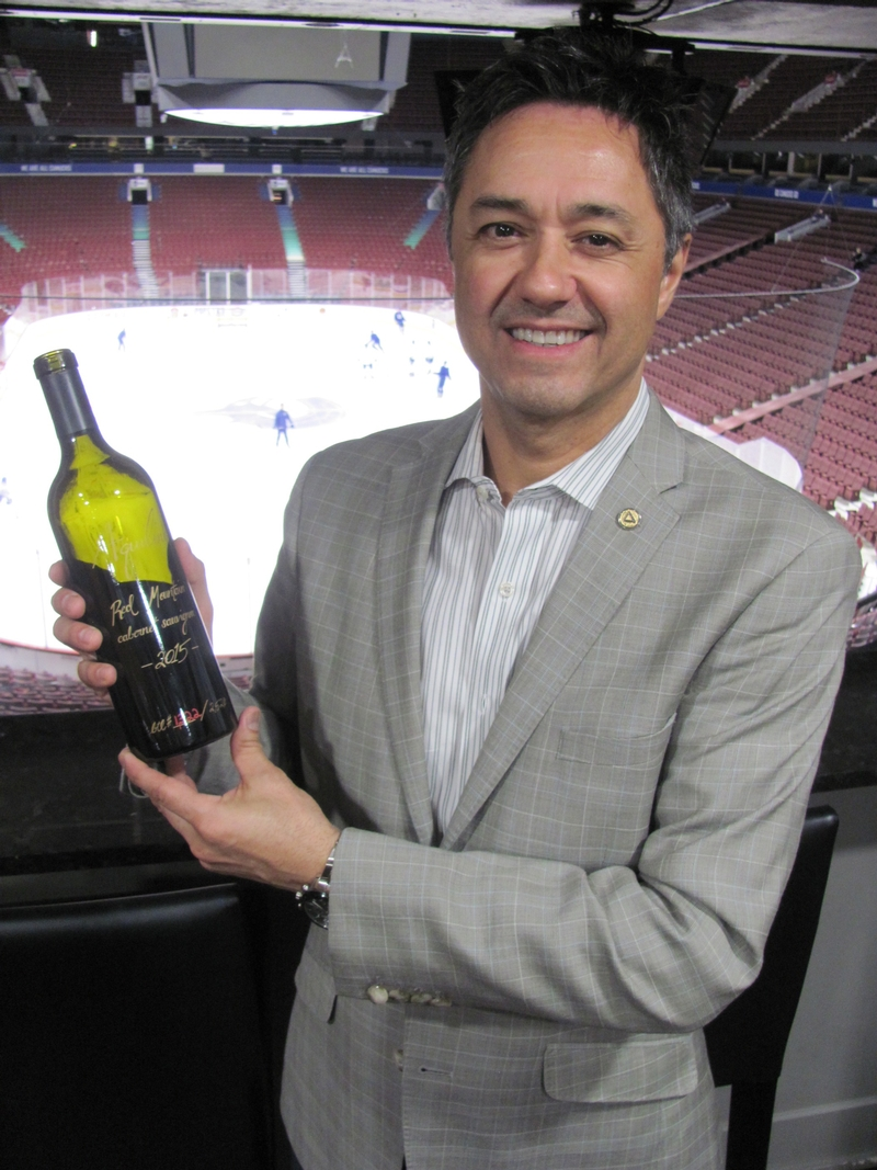 Aquilini Family Prepares to Debut its Red Mountain Wines