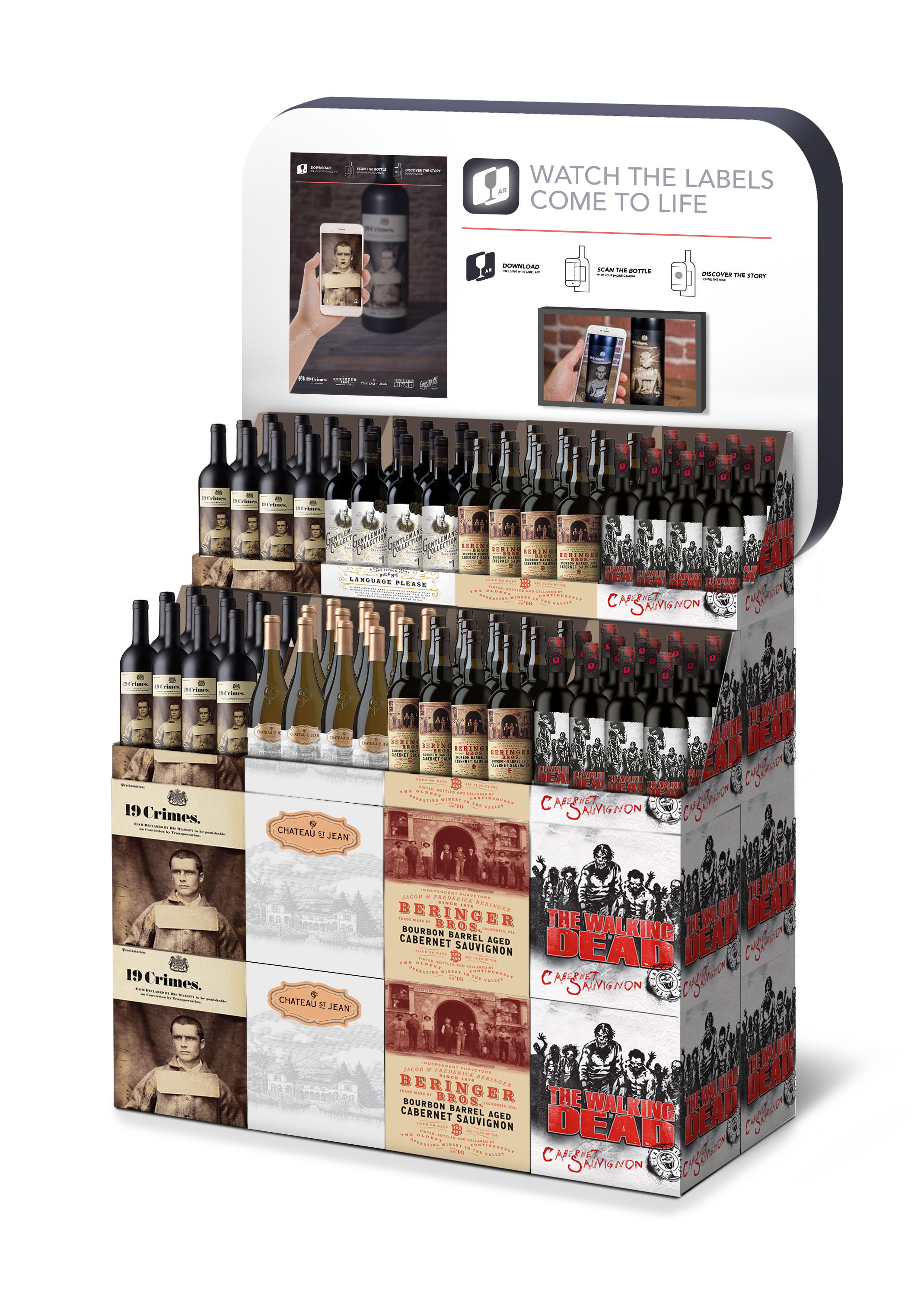 Treasury Wine Estates Expands Use Of Augmented Reality On