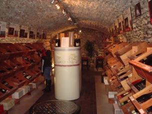 Cave cellar