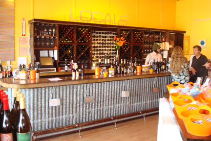 Locals bar