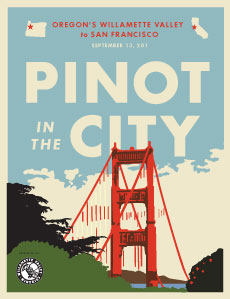 willamette valley pinot san francisco