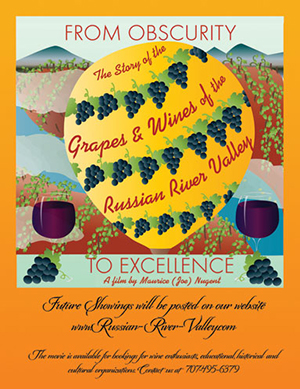 From Obscurity to Excellence russian river valley