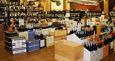washington state wine sales