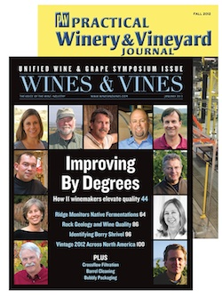 wines vines magazine practical winery vineyard