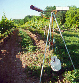 Vineyard Cannons, Hold Your Fire - Wines Vines Analytics