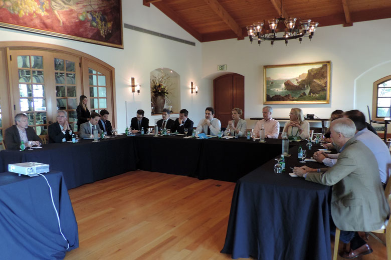 french trade minister designations napa valley vintners wine
