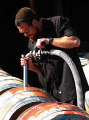Cellar workers at Herzog Wine Cellars are certified  Sabbath observant  by the rabbinical agencies that deem the wine kosher. & Wines u0026 Vines - Winemaker Interview JEFF MORGAN