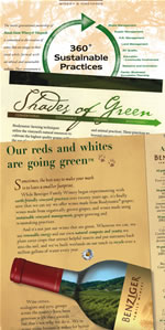 Green Wine Without Greenwashing