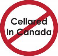 Cellared in Canada label designation