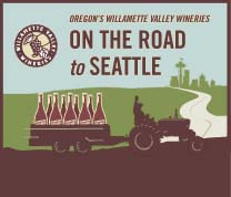 Willamette Valley Seattle wine trip