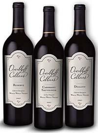 Overbluff Cellars Washington