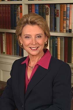 Washington Governor Chris Gregoire