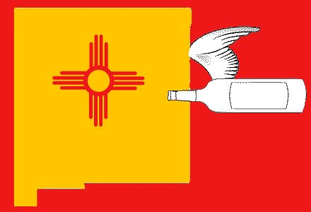 new mexico wine shipping