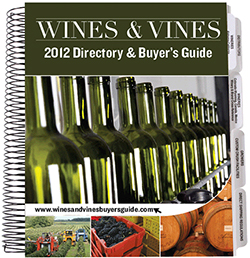 wines & vines directory buyer's guide