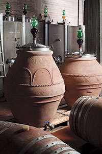 Clay Fermentation Vessel