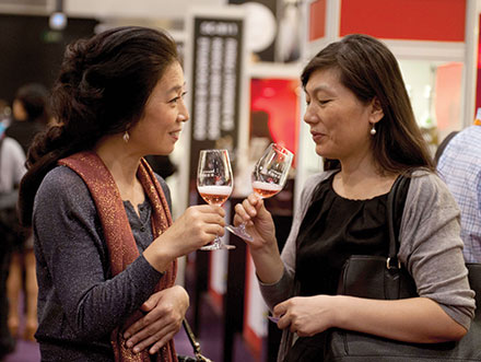Hong King Wine and Spirits Fair