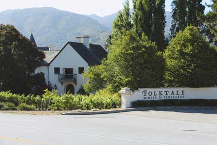 Folktale Winery & Vineyard