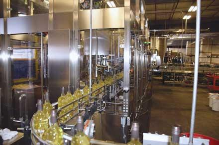 Rack And Riddle Bottling Line