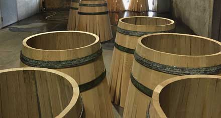 barrel orders are down