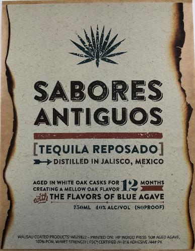 Aged Agave, made with Agave sisalane fibers from reclaimed burlap coffee bean bags and is FSC® Certified.