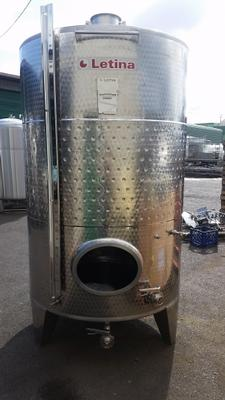 Last of New Letina Tanks Ready to Ship!