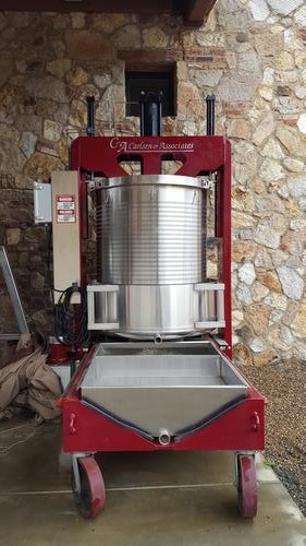 Used Basket Press