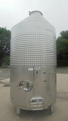 Criveller 1,980 Gallon S/<wbr>S Jacketed Tank