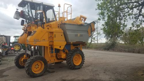 *Priced Reduced* Gregoire 122 Grape Harvester