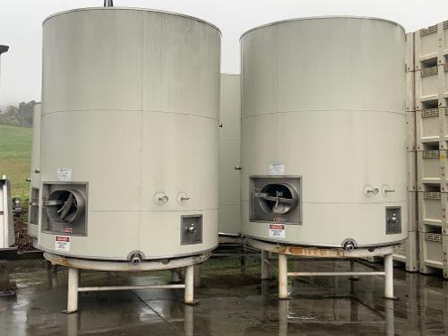 Jacketed Mueller Tanks for Sale