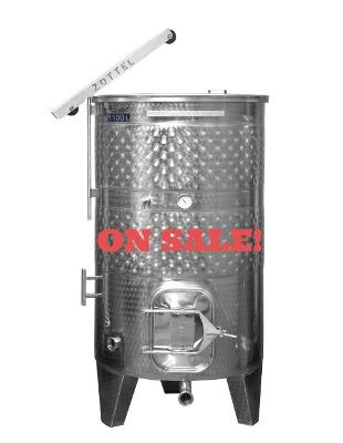 Harvest Sale!!! Brand new SS Tanks. VC and Closed.