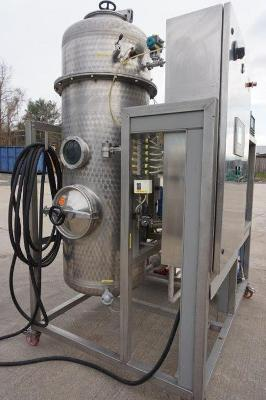 Ectecno Grape Juice Vacuum Concentrator/<wbr>Evaporator