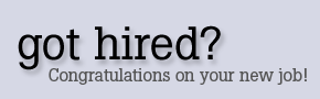 Wine Jobs - Got hired?